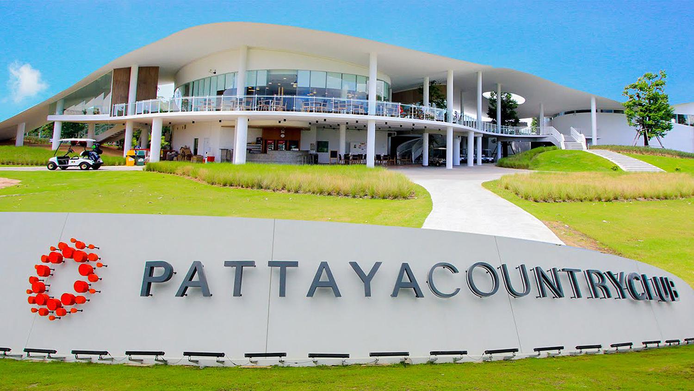 pattaya country club amp resort - สนามกอล์ฟชั้นนำในภูมิภาค